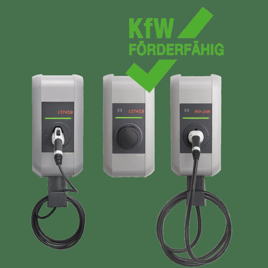 KfW – Förderung Wallbox