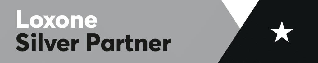 Loxone Silver Partner Banner